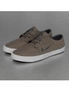 Nike SB Sneaker SB Portmore Canvas Premium grau