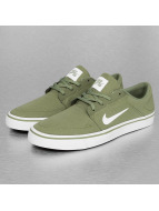 Nike SB sneaker Portmore Canvas olijfgroen