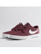 Nike SB sneaker SB Solarsoft Portmore II rood
