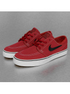 Nike SB Sneaker SB Zoom Stefan Janoski Canvas rot