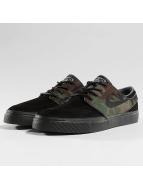 Nike SB Sneaker SB Zoom Stefan Janoski OG Skateboarding schwarz