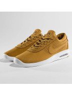 Nike SB Air Max Bruin Vapor Leather Skateboarding Sneaker Wheat/Wheat/Baroque Brown