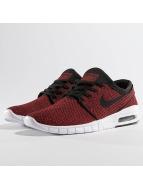 Nike SB Sneakers Stefan Janoski Max kırmızı