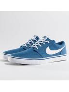 Nike SB Sneakers Solarsoft Portmore ll mavi