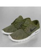 Nike SB Sneakers Stefan Janoski Max oliv