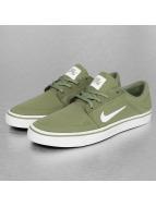 Nike SB Sneakers Portmore Canvas oliwkowy