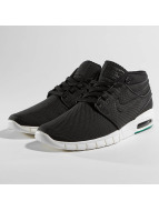 Nike SB Stefan Janoski Max Mid Sneakers Black/Black/Neptune Green/Anthracite