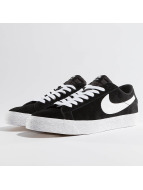 Nike SB Air Zoom Blazer Sneakers Black/White/Gum Light Brown