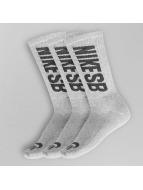 Nike SB Socken Crew grau