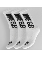 Nike SB Socken SB Crew 3-Pack weiß