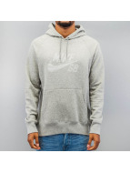 Nike SB Sweat à capuche Icon Pullover Stripes gris