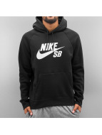 Nike SB Sweat capuche Icon noir