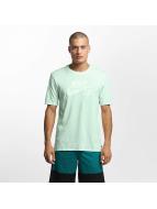 Nike SB T-Shirt Logo grün