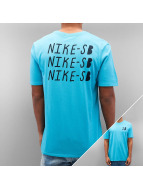 Nike SB T-Shirty Repeat turkusowy