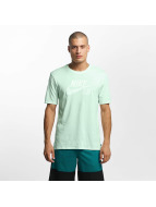 Nike SB T-Shirty Logo zielony