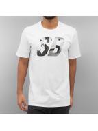 Nike SB T-skjorter Photo Fill hvit