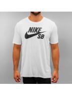 Nike SB Tričká SB Logo biela