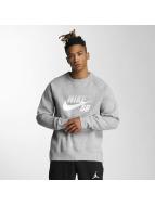 Nike SB Tröja Icon Top grå