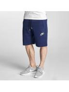 Nike Short NSW AV15 FLC blue