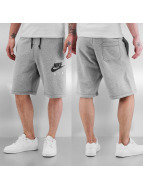 Nike Short AW77 Fleece Air Heritage grey