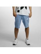 Nike shorts NSW AV15 blauw