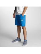 Nike Shorts NSW AV15 FLC bleu