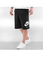 Nike shorts Sportswear zwart