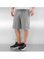 Nike Shortsit Dri Fit Cotton harmaa