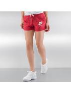Nike Shortsit Gym Vintage punainen