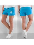 Nike Shortsit Gym Vintage turkoosi