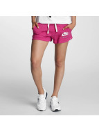Nike Shortsit NSW Gym Vintage vaaleanpunainen