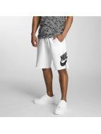 Nike Shortsit NSW FT GX valkoinen