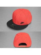 Nike Snapback Cap NSW Blue LBL Kashi True arancio