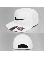 Nike Snapback Cap NSW Swoosh Pro bianco
