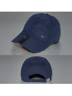 Nike Snapback Cap Heritage 86 Metal Swoosh blue