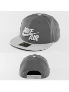 Nike Snapback Cap Air True EOS grau