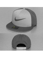 Nike Snapback Cap NSW Blue LBL SSNL True grau