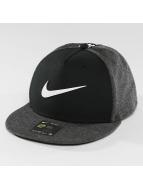 Nike NSW Cap Charcoal Heather/Black/Black/White