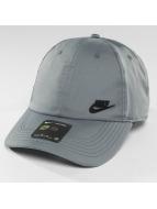 Nike Snapback Cap NSW H86 Metal grau