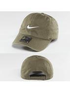 Nike snapback cap Swoosh H86 olijfgroen