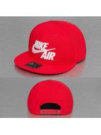 Nike Snapback Cap Air True EOS rot