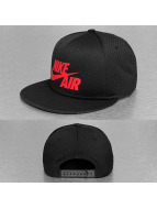 Nike Snapback Cap Air Pivot True schwarz