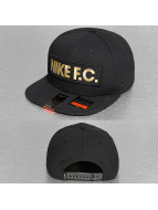 Nike Snapback Cap Block True schwarz