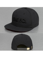 Nike Snapback Cap FC True schwarz