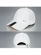 Nike Snapback Cap Heritage 86 Metal Swoosh weiß