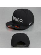 Nike snapback cap F.C. True zwart