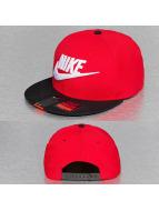Nike Snapback Caps Futura True 2 červený