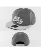 Nike Snapback Caps Air True EOS harmaa