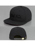 Nike Snapback Caps FC True musta