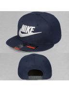 Nike Snapback Caps Futura True 2 niebieski